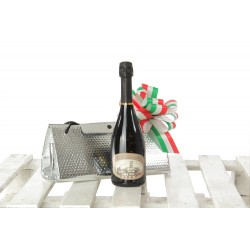 Cooler bag with Prosecco